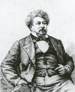 Alexandre Dumas is one of my favorite serial writers. He sometimes wrote several at once, crafting intricate storylines and complex characters simultaneously.